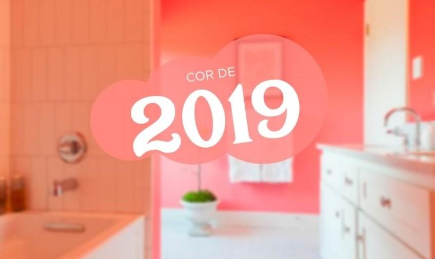 A cor de 2019