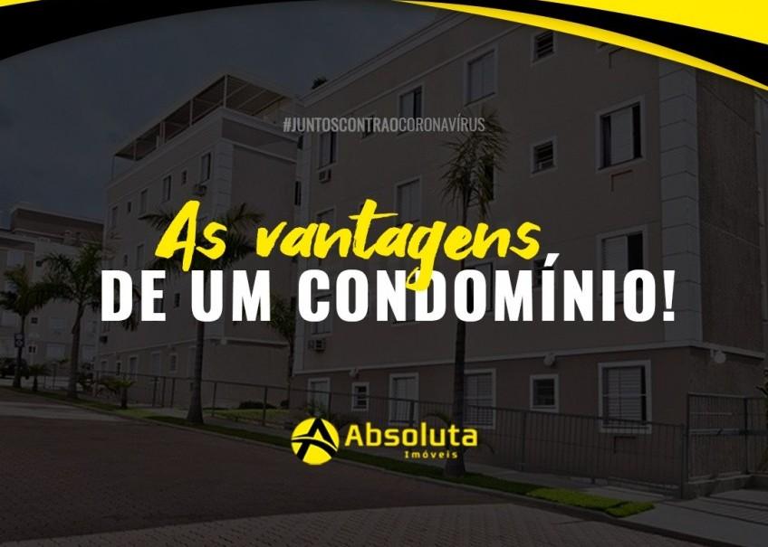 As vantagens de um condomínio